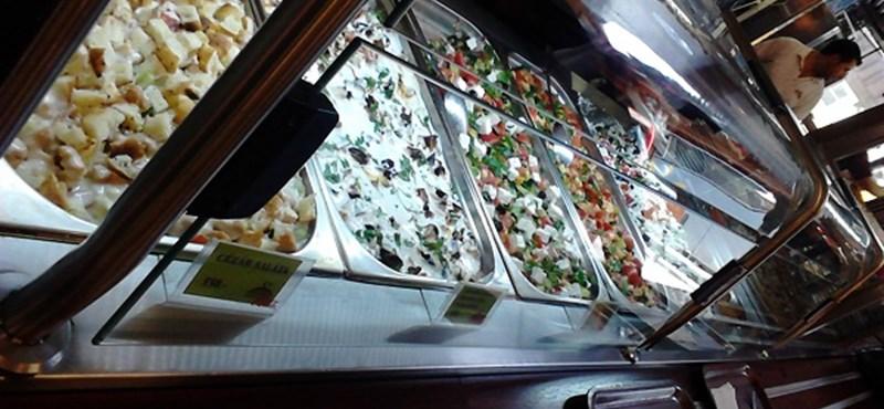 Hol lehet 600 forintért ebédelni? Második rész