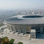 Ha telt ház van, nem mindenki látja jól a meccset az új Puskás Arénában