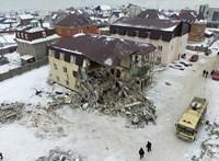 Már járványszerűek az oroszországi gázrobbanások