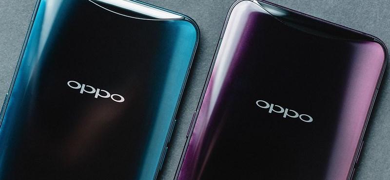 Nézzük, de alig hisszük el, milyen okostelefonon gondolkodik az Oppo