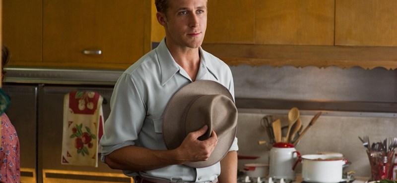 Ryan Gosling is elment az elhunyt díszletmunkás temetésére