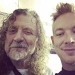 Ebből mi lesz? Robert Plant és Diplo valamire készül