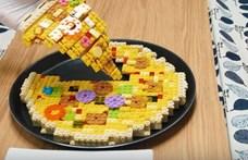 Így kell Lego-pizzát sütni (videó)