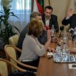 Felolvasták Mészáros Lőrinc lemondó levelét a felcsúti képviselőknek – videó