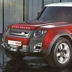 Felvillanyozva támadhat fel a szögletes Land Rover Defender terepjáró