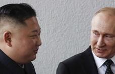Kim Dzsong Un meghívta magához Putyint