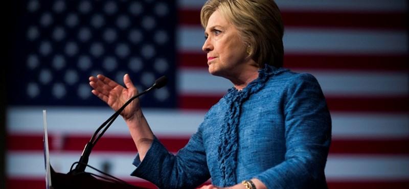 Clinton szerint az orosz kormány meghekkelné az amerikai választásokat