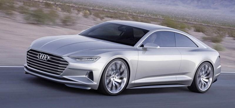 Összejöhetne a legszebb BMW-Audi párviadal, ha tényleg lesz Audi A8 Coupé is