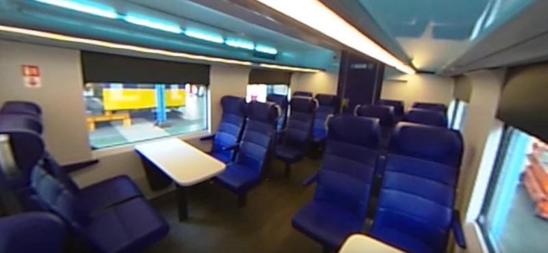 Három óra alá csökkent a menetidő Brüsszel és Amszterdam között a vasúton