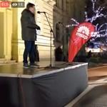 Szegeden is tüntetnek a túlóratörvény ellen