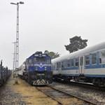 Újra szabad a vasúti közlekedés a magyar-horvát határon