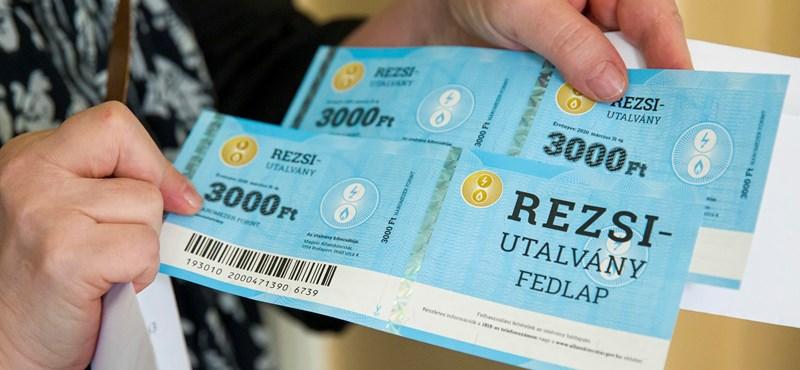 Több mint 40 ezer külföldi nyugdíjas kapott rezsiutalványt