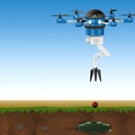 A halállal száll szembe ez a drón