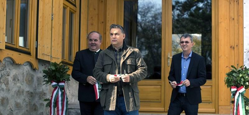 Garancsi kötélbarátságba került Orbán Viktorral