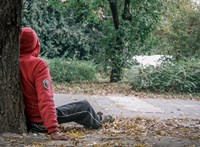 Jogerősen felmentették a hajléktalan nőt, aki élettársa miatt került utcára