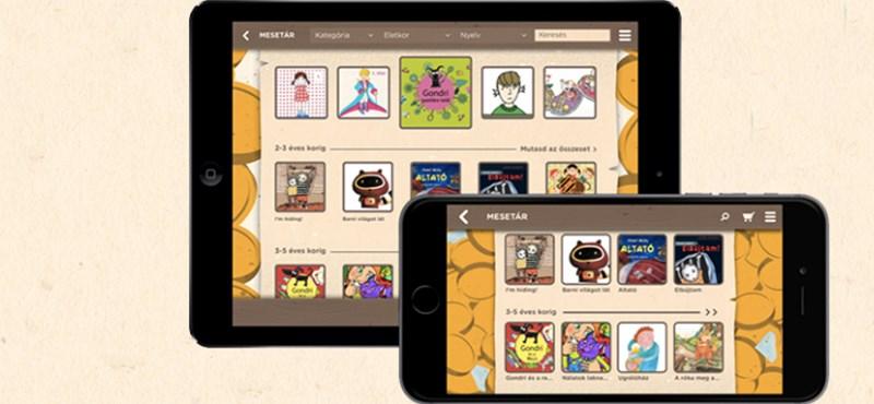 Hétvégén mindent letarolt a magyar digitális mesekönyvtár