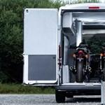 Ügyes kempingezőautót kaptak a Citroentől a motorosok is