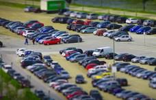 Soha ennyi használt autó nem cserélt gazdát az országban