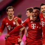Bundesliga: nyert a Bayern München és a Hertha