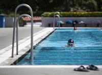 Nem találtak antitestet a koronavíruson átesett magyar úszók vérében