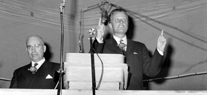 Billy Graham nyugdíjban - A másság dicsérete