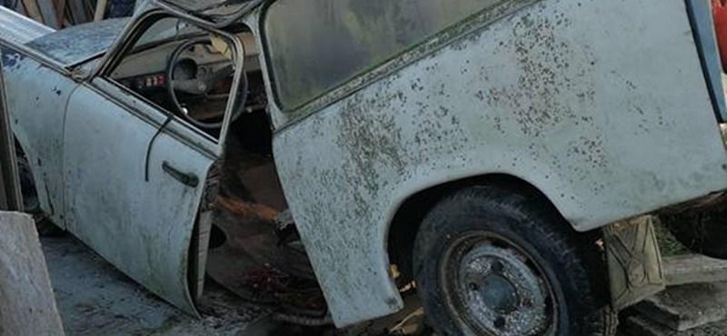 Pont ma, a 60. születésnapon tört félbe ez a magyar Trabant – mutatjuk hogyan