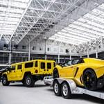 Videó: Így vontasson stílusosan Lamborghinit