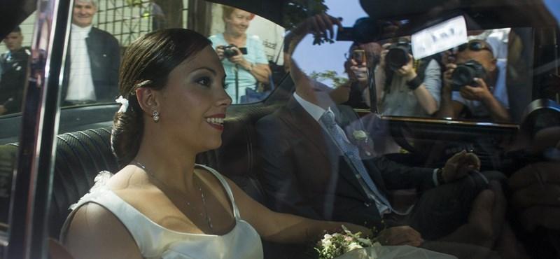 Tolvaj járt Orbán Ráhel esküvőjén, a rendőrség durván ráfeküdt az ügyre