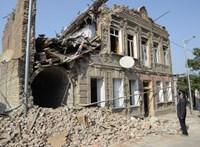 Hiába a tűzszünet, szakadatlanul szólnak a fegyverek Hegyi-Karabahban