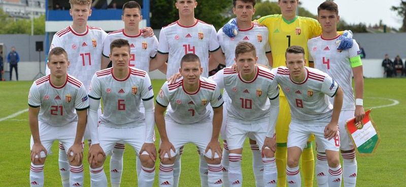 Végigkáromkodta az U17-es meccset néhány magyar drukker