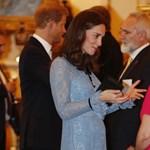 Már tudjuk, mikorra várja a harmadik babát Katalin és Vilmos