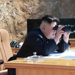Észak-Korea megint nem bírt magával, újabb rakétát lőhetett ki