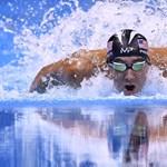 Phelps nem is élő cápával úszott, kiakadtak a rajongók