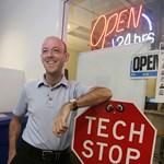 14 év után hagyja ott a Google-t legelső alkalmazottja