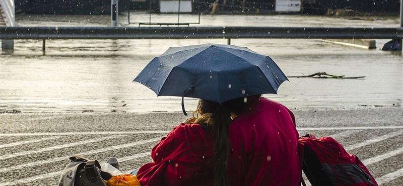 Galéria: olvasói fotók – még két nap az áradás