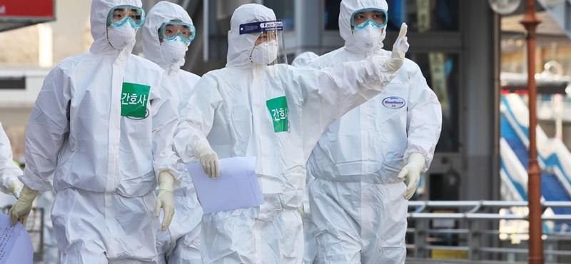 Letartóztatták a dél-koreai koronavírus-járvány kitörésének fő felelősét