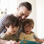 Itt egy értelmes kihívás: olvassunk napi 15 percet a gyerekeinknek