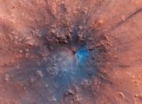 Legalább két különböző forrásból származik a Marson talált víz