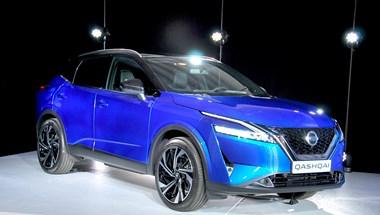 Itthon is bemutatkozott a Nissan Qashqai harmadik generációja