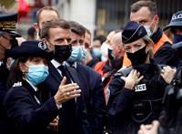 Macron: Franciaország támadás alatt áll