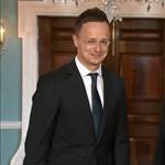 Szijjártó nagy napja: találkozott az amerikai külügyminiszterrel