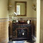 Ódivatból újhullám! Antik bútorok a fürdőben