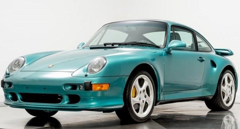 Eladó egy 23 éves Porsche kevesebb, mint 900 kilométerrel