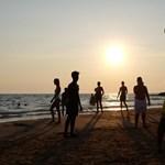 A homokos tengerpartok fele eltűnhet 2100-ra a klímaváltozás miatt
