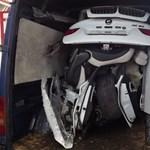 Világhírű lett a magyar határon lebukott BMW X6-tolvaj