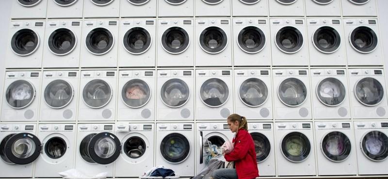 Nem vicc, a mosógépektől javul az oktatás