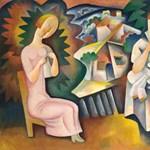 Ez volt a legdrágább magyar festmény az idén