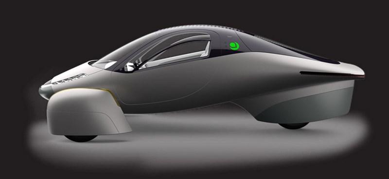 1600 kilométeres hatótávot ígér egy új villanyautó