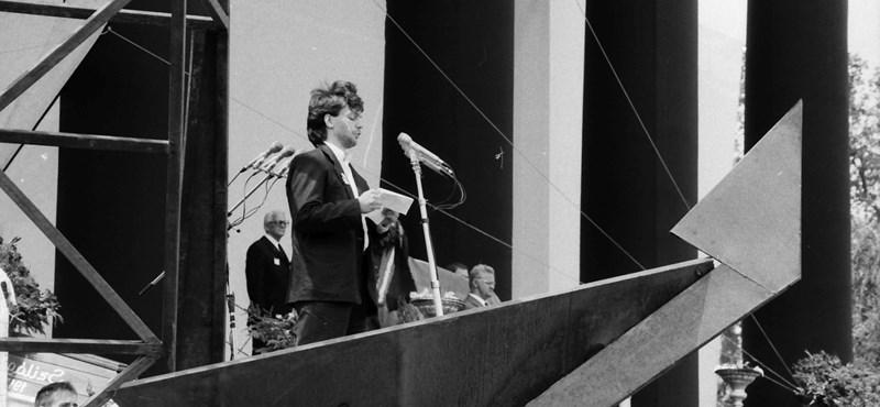 A Fidesz és a hatvan éves '56: Szelektív múlt