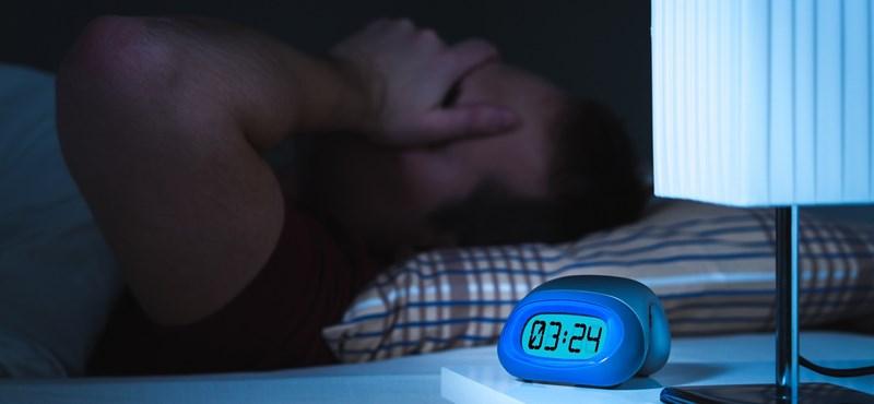 Ön sem alszik jól? Ne legyen kifogása, menjen orvoshoz!